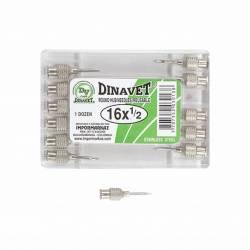 Aguja Dinavet Caja x 12
